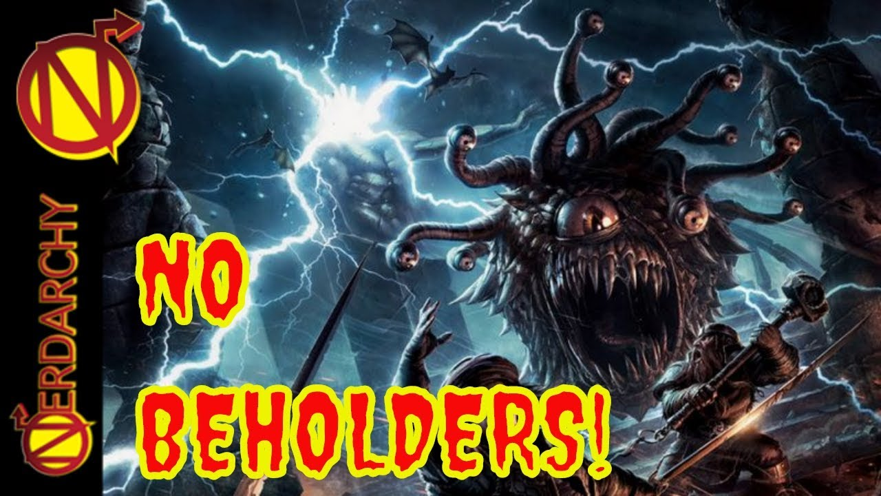 Don't Use a Beholder instead Use This Monster