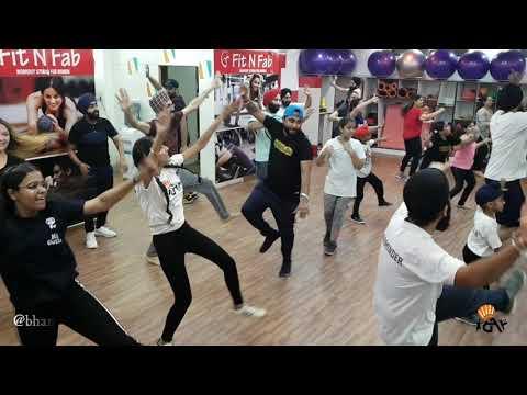 Bhangra Arena Academy || Tere Naal Viahi || Gurpreet Maan