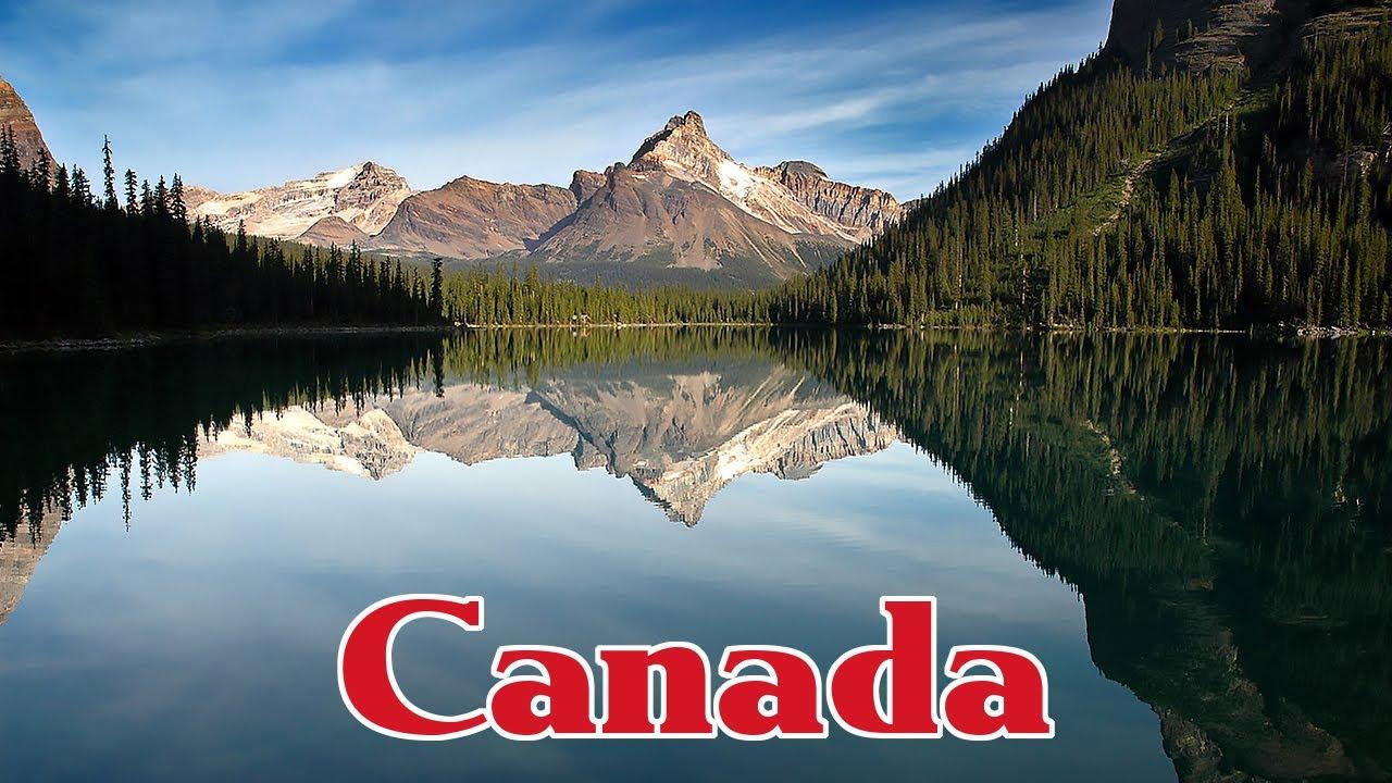 Canada S Beautiful Mountains Youtube