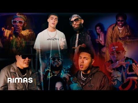 Only Fans Remix – Lunay, Myke Towers, Jhay Cortez, Arcangel, Darell, Brray, Joyce Santana, Ñengo