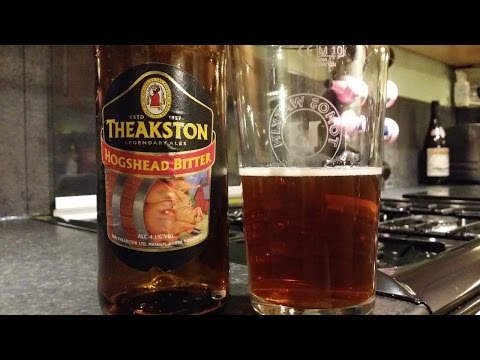 Theakston Hogshead Bitter By Theakston Brewery | Beer Review