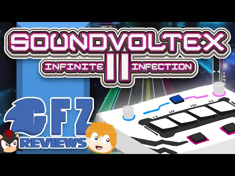 GFZ Review - Kshootmania and Sound Voltex (PC/Arcade) - YouTube