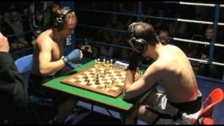 Chess Boxing 2009