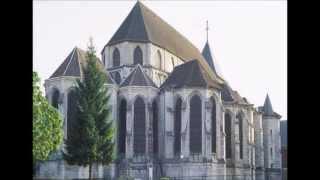 Abbatiale Saint-Pierre Notre-Dame-des-Ardents