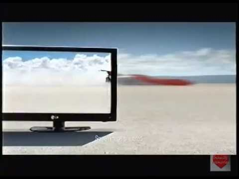 LG | Television Commercial | 2009