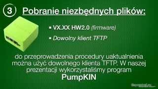 How to Upgrade LanController v2  LK2.step by step  Polish text. Jak zrobić upgrade LAN Kontroler V2
