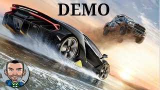 Forza Horizon 3 Gameplay (DEMO)