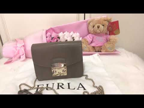 BagLuxurious Lover Mini Crossbody Youtube ReviewFurla Metropolis X8nwP0Ok
