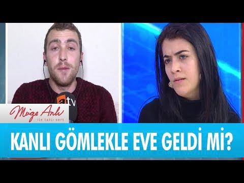''Kanlı gömlekle geldikten sonrsa Seher kaybolmuş'' - Müge Anlı ile Tatlı Sert 31 Ocak 2019