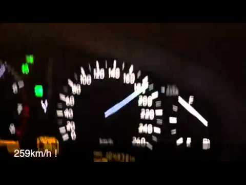 Lexus LS 430 Top Speed