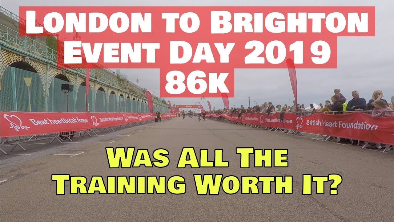 London to Brighton - Event Day 2019