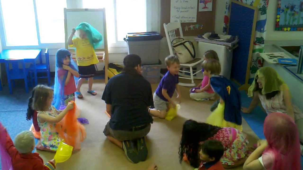 Rockville Community Nursery School Music Play
