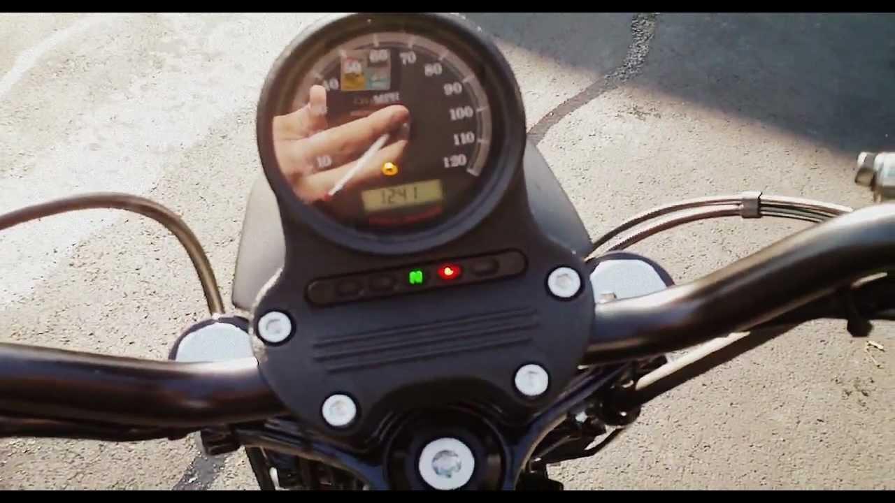 Harley Davidson Sportster Iron  Headlight
