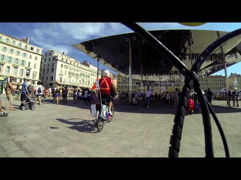 Electric bike tours Marseille