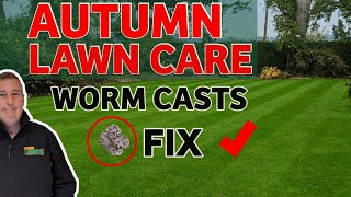 HOW TO GET TΗE MOST OUT OF YOUR LAWN THIS AUTUMN //Autumn lawn fertilizer // Cutting heights
