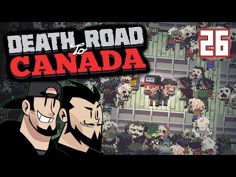Mansion Mistakes - Death Road To Canada - Part 26 - TenMoreMinutes