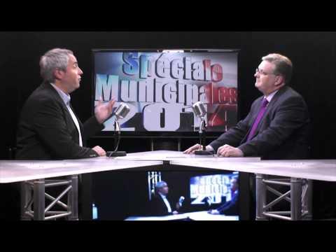 Frédéric Vigouroux - Invité dans le Journal des Municipales sur maritima tv