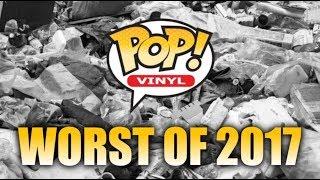 Worst 5 Funko POPS! of 2017