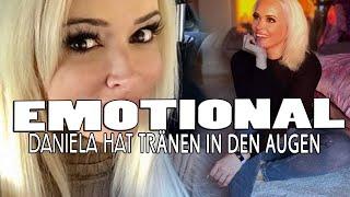 Daniela Katzenberger Hat Deswegen Tränen In Den Augen 💔 Emotionaler Moment