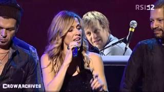 """Sheryl Crow, Doyle Bramhall II & Chris Bruce - """"All I Wanna Do"""" (Switzerland, 2010)"""
