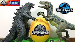 hatching-dangerous-dinosaur-eggs-with-jurassic-world-dinosaurs-indoraptor-indominus-rex