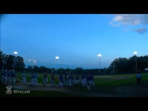 2017 American Legion NE Baseball - Stamford vs. Braintree