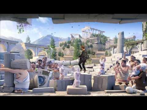 Futuroscope attraction le voyage dans le temps avec les lapins cr tins youtube - Anastasia voyage dans le temps ...