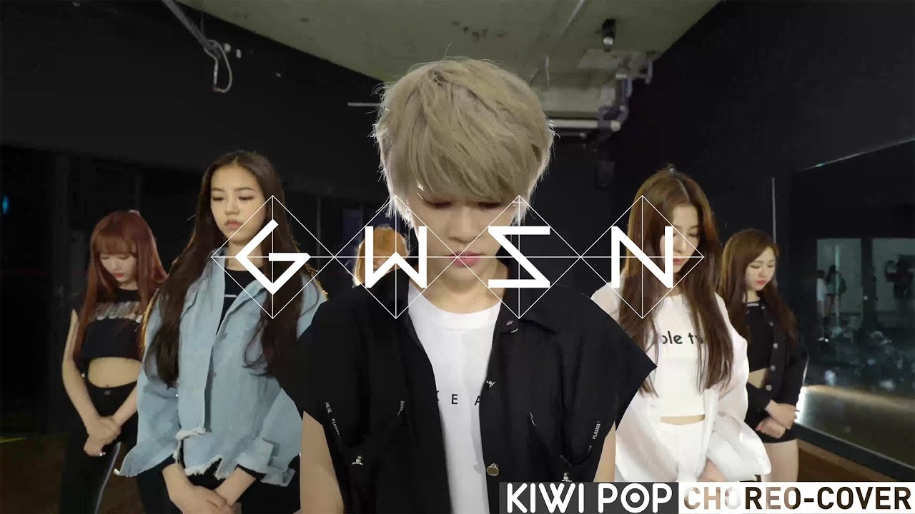 GWSN Seen Practicing For BLACKPINK & BTS 'Whistle X DNA' Mashup In