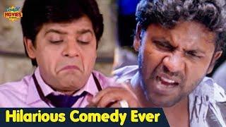 Best Comedy Scenes   Ali and Satyam Rajesh Comedy   Hindi Comedy Videos   Meri Laddai Film