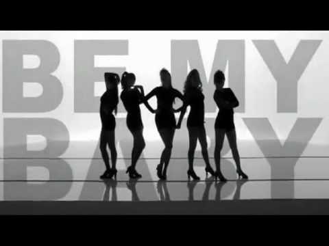 Wonder Girls 원더걸스 _ Be My Baby  Mirroed Full Dance