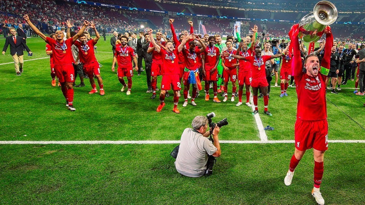 Liverpool FC ● Road to Champions League Victory - 2019