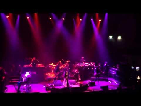 Ms. Lauryn Hill Master Blaster Jammin' Live @ Filadelfiakyrkan Stockholm, Sweden 2012-01-23