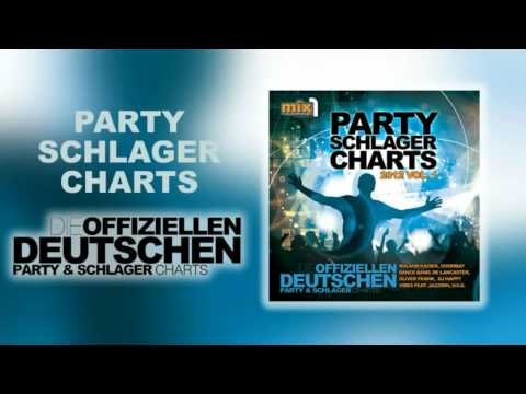 Party Schlager Charts 2012 Vol. 1
