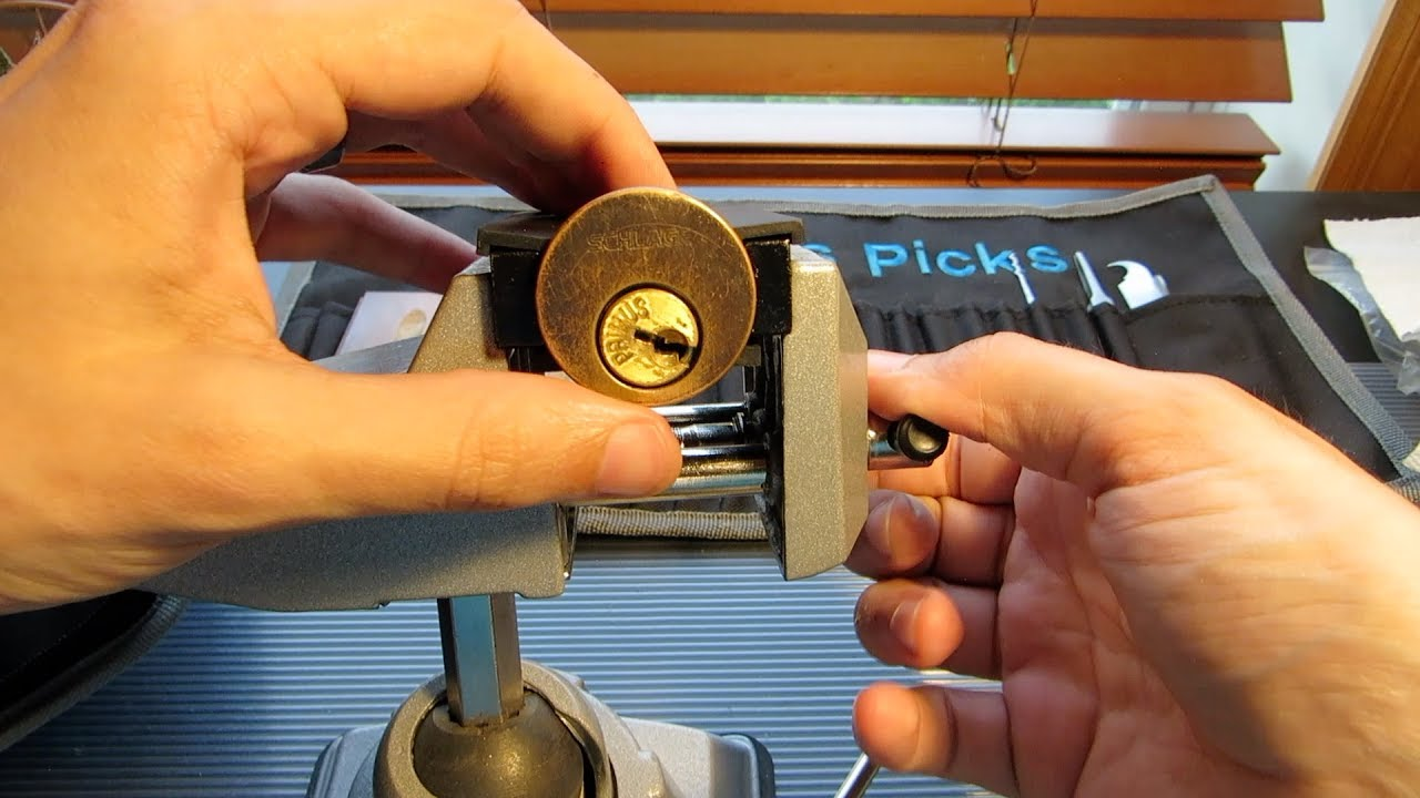 schlage primus locks. [91] Schlage Primus Picked \u0026 Gutted Locks