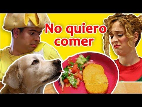 Fozi Mozi y Tutti no quieren comer  | Videos para niños