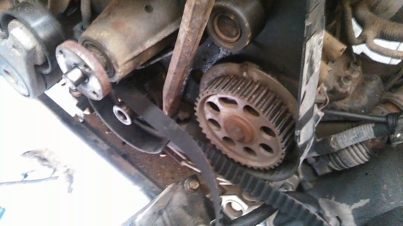 Mazda B Timing Belt Replacement