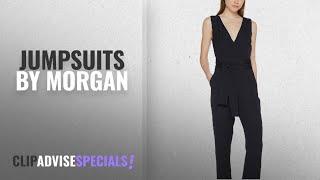 Top 10 Morgan Jumpsuits [2018]: Morgan Women's Jumpsuit