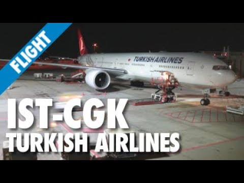 Flight Report: Istanbul - Jakarta with Turkish Airlines