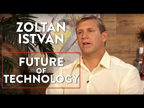 Zoltan Istvan on Future Technology, Capitalism, and the Stem Cell Debate (Part 2)
