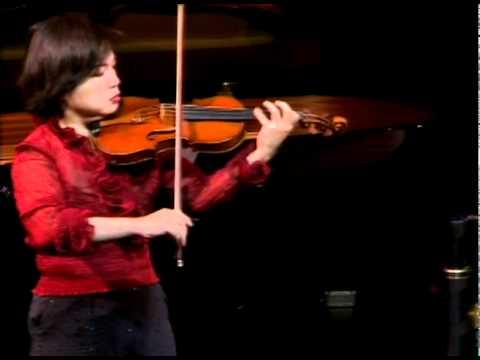 Mari Kimura - Concert for Japan