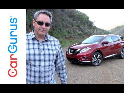 2016 Nissan Murano | CarGurus Test Drive Review