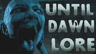Until Dawn Story Solved | The Wendigos, Dr. Hill & The Mystery of Hannah