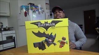 The LEGO Batman Movie UNBOXING!!!