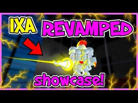 Ro-Ghoul - IXA Revamped Showcase !