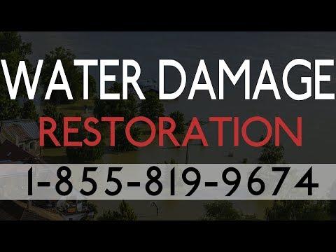 Water Damage Restoration Sand Lake FL | Professional Water Damage Restoration Services