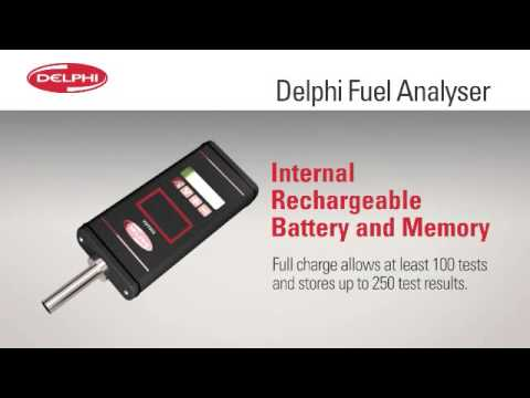 Fuel Analyzer by Delphi Product & Service Solutions