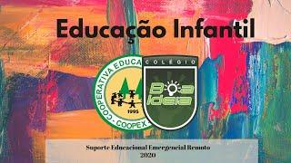 Educação Infantil   Encerramento Ano Letivo 2020   Natal em Família