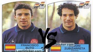 BUYO VS ZUBIZARRETA (1991) // Real Madrid x Barcelona // Goalkeepers Legends