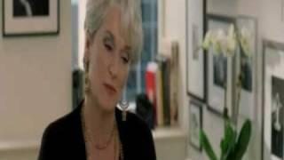 Meryl Streep dans le diable s'habille en Prada-Maldon