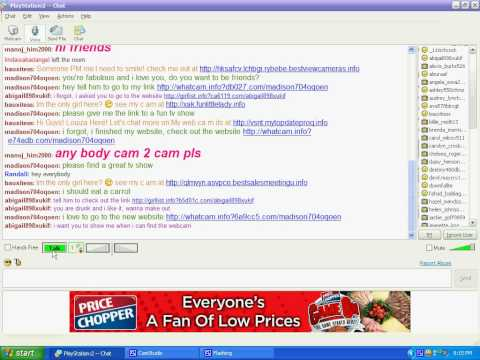 Yahoo Voice Mic Chat Rooms